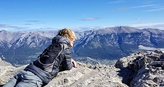A perfect Canmore autumn getaway distilled into two days