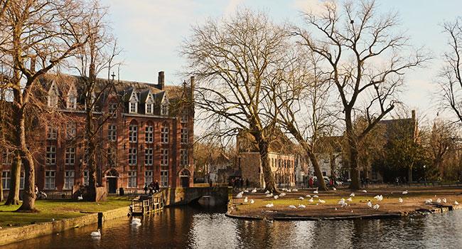 Is it Brugge or is it Bruges?