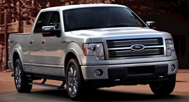 Buying used: 2010 Ford F-150 pickup offers plenty of options
