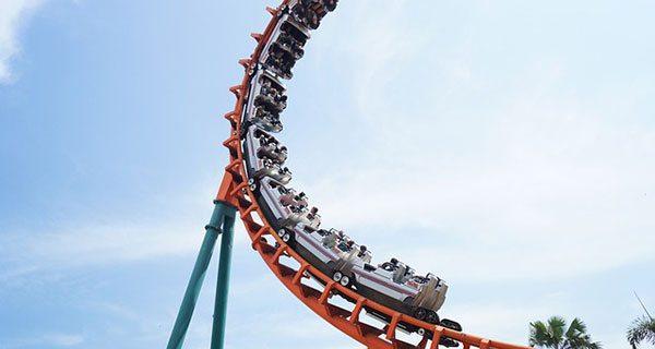The wild Ontario PC roller-coaster ride