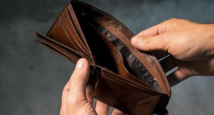 wallet money loan, lender