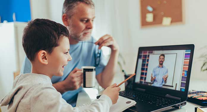 Remote learning helped parents, teachers relate to each other: study